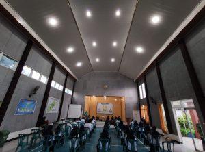 Puluhan Pelajar NU Beber Ikuti Makesta, Rabu (30/12/2020)