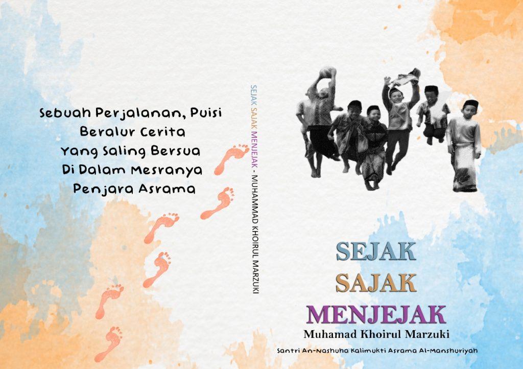 Halaman Sampul buku karya sastra siswa-siswi SMP An-Nasuha Kalimukti, Pabedilan